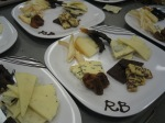 Chocolate and cheese pairings